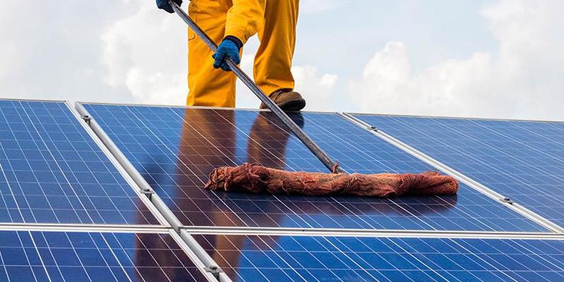 Dịch vụ sửa chữa, bảo trì bảo dưỡng hệ thống điện mặt trời
