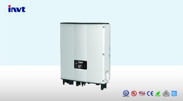 Bộ hòa lưới năng lượng mặt trời iMars MG 1 pha 220V - 3 ~ 6kW