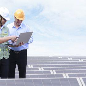 Hệ thống điện mặt trời hòa lưới 29.7 kWp cho doanh nghiệp tại TP Đà Nẵng