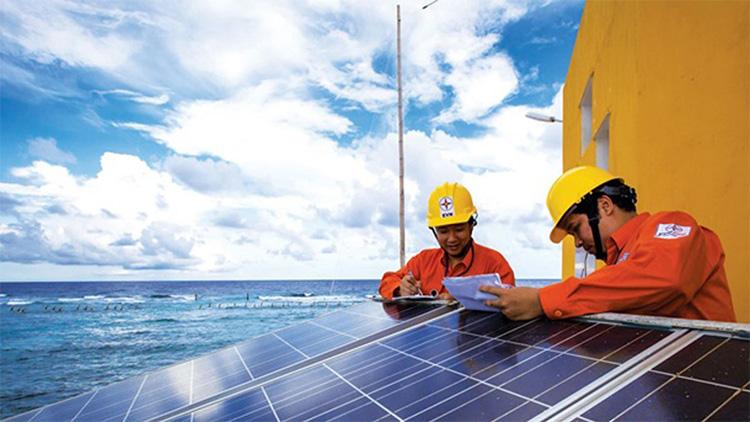 EVN đã chính thức mua lại điện mặt trời từ người dân với giá khá cao