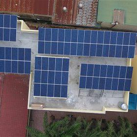 Lắp đặt điện mặt trời cho trường học – Vì sự phát triển của thế hệ tương lai
