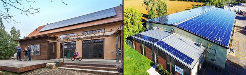 Năng lượng xanh – giải pháp cho tương lai bền vững