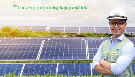 Điện mặt trời cho nhà xưởng tại KCN Hòa Khánh Đà Nẵng