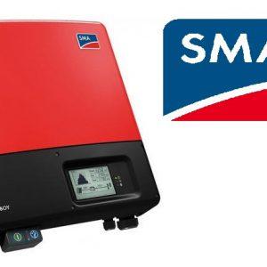 Bộ hoà lưới SMA 3 Kw 1 pha Germany Technology