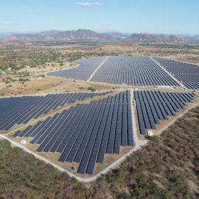 Dự án SolarOne - Điện năng lượng mặt trời