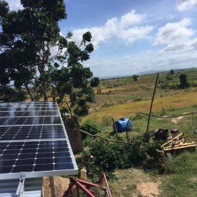Hệ thống điện năng lượng mặt trời cho gia đình 5KW tại Đà Nẵng