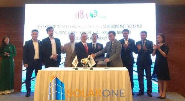 BCG Energy muốn triển khai 300 MWp điện mặt trời áp mái tại các KCN