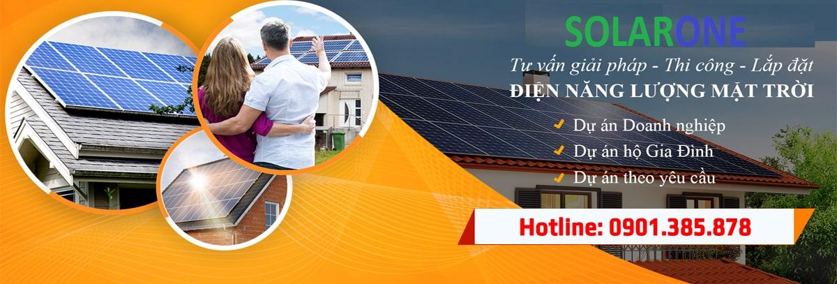Tư vấn giải pháp - thi công - lắp đặt điện năng lượng mặt trời