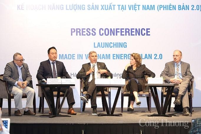 Kế hoạch năng lượng sản xuất tại Việt Nam 2.0