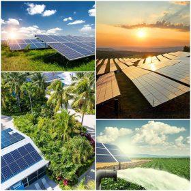 Trang trại điện mặt trời 1 xu hướng phát triển mới tại Việt nam